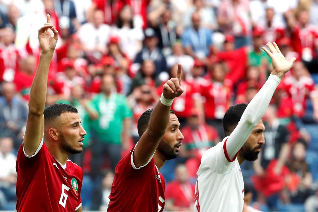 Марокко - Иран 0:1. Травмы, ошибки, вувузелы и первый автогол - изображение 5