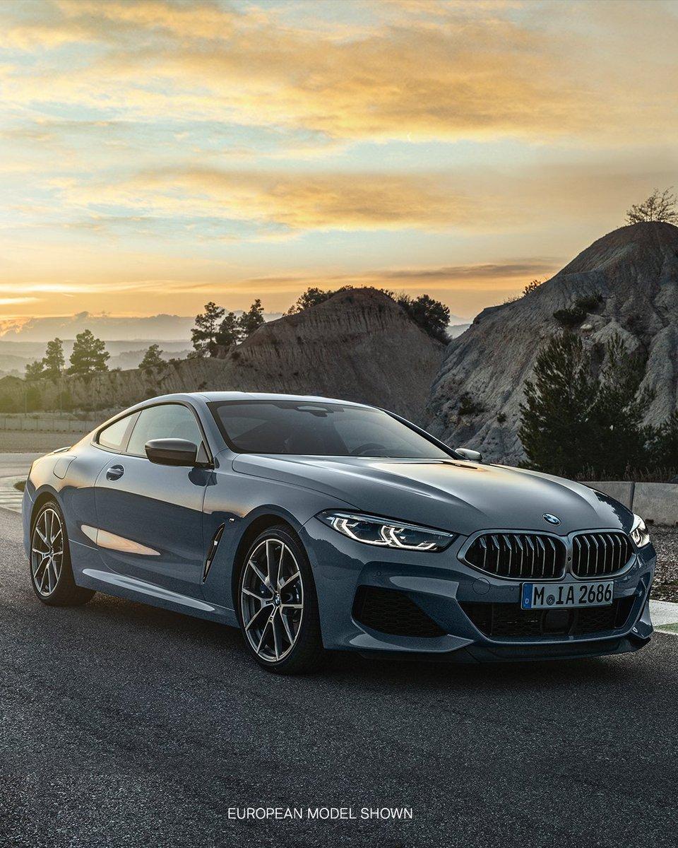 Power meets prestige in the All-New BMW #8Series Coupe. https://t.co/8ppqDWzgZj https://t.co/1NjpJ8T8pa