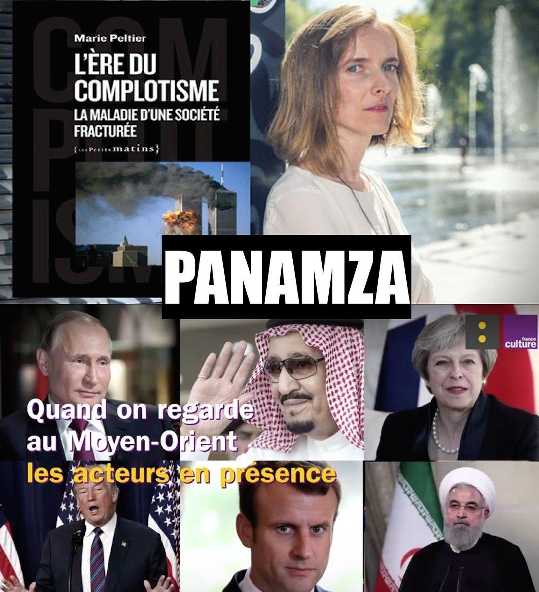 Désinformation : Daech, les Etats-Unis et Israël n'ont aucun lien selon France Culture et Marie Peltier
