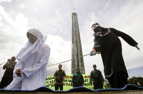 Feminismus in westlichen Ländern ist Krebs. Was ist mit den unterdrückten Frauen in Saudi Arabien oder dem Iran? Foto