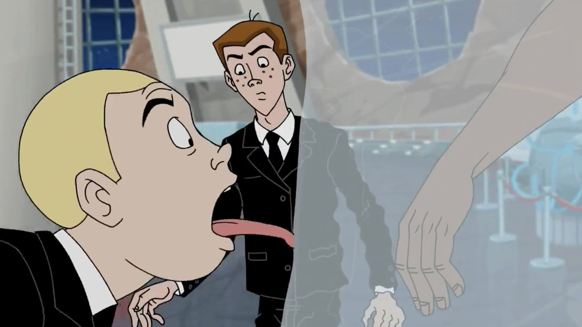 After The Incredibles 2, watch this Venture Bros. episode theverge.com/2018/6/15/1746…