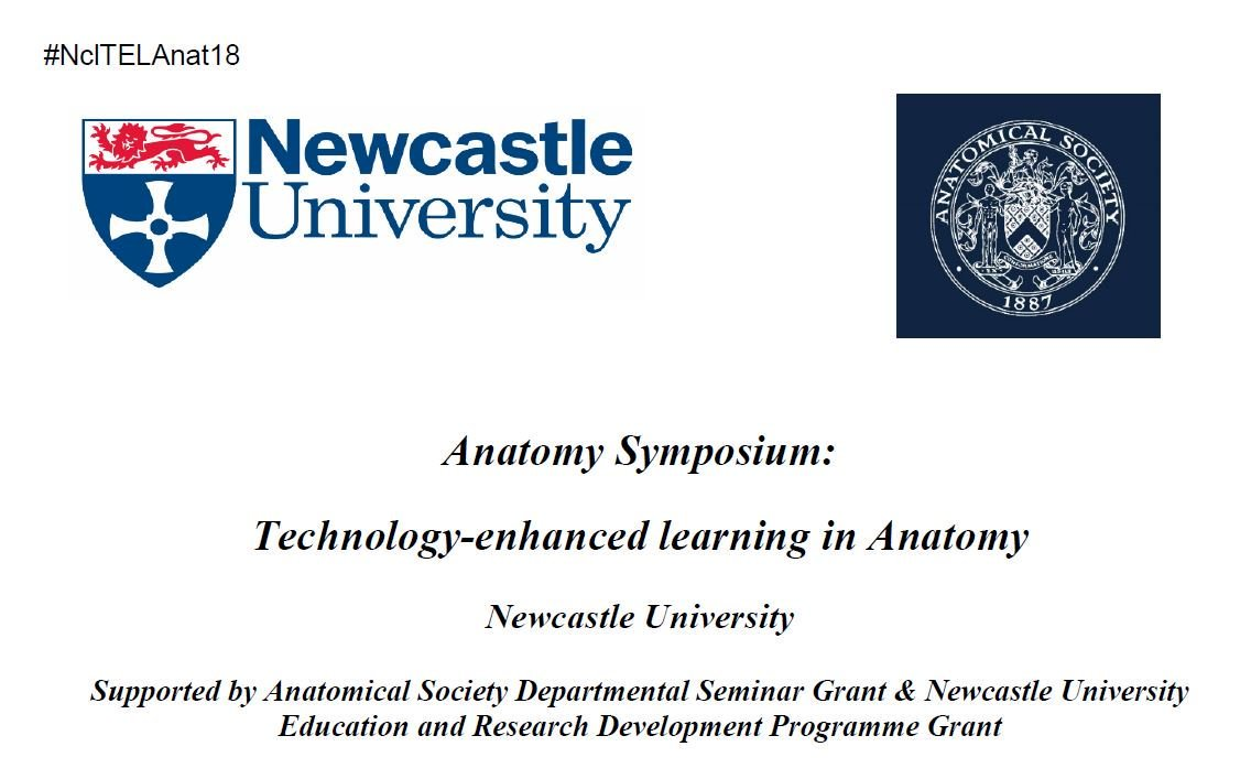 Anatomical Society Anatsoc Twitter