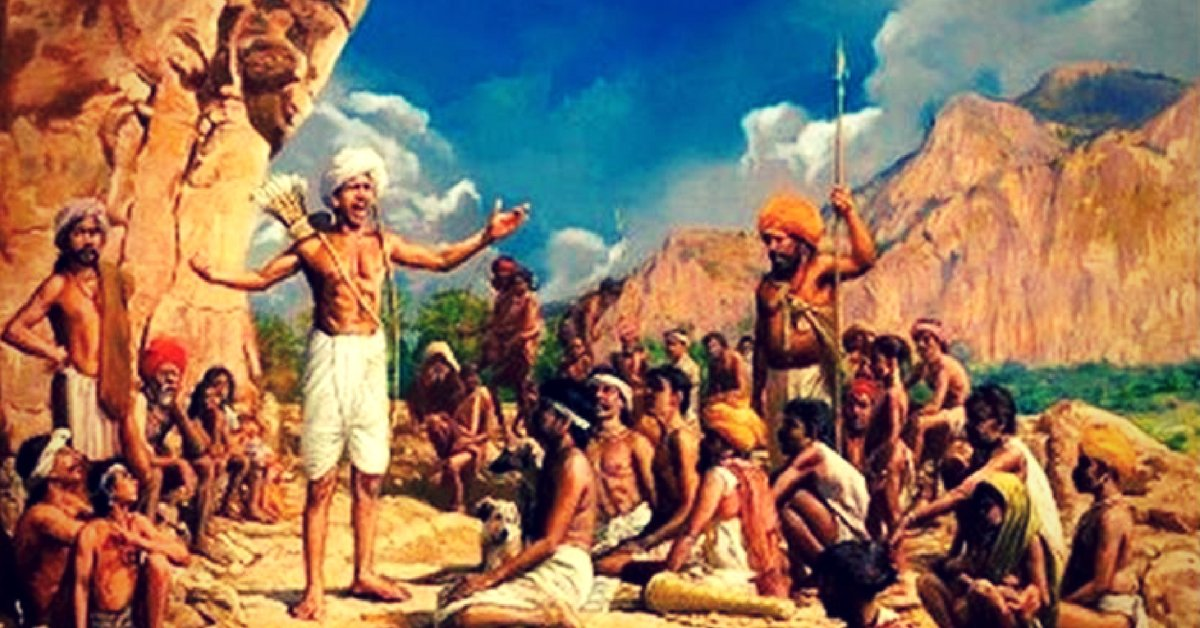 thebetterindia.com/146164/birsa-m… Birsa Munda, the Tribal Folk Hero Who Gave the British Sleepless Nights!