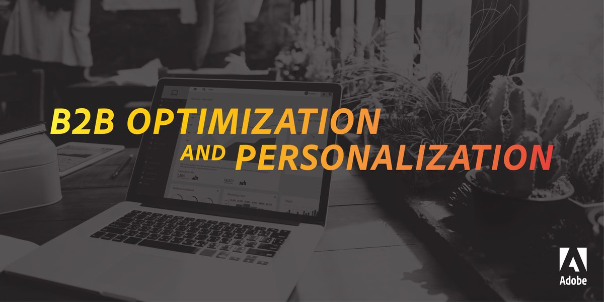 See how Grainger gains valuable B2B optimization and personalization insights using Adobe Target: adobe.ly/2sXg0Z3
