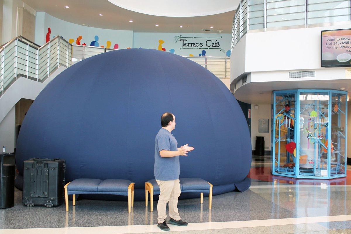 Morehead Planetarium on Twitter:
