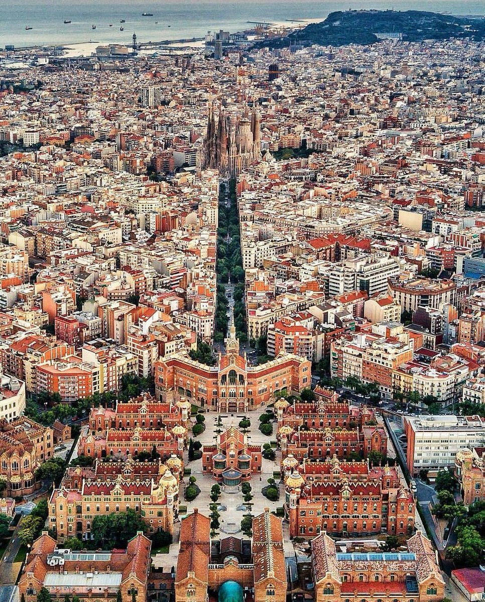 Barcelona hashtag on twitter barcelona spain muslim ruled in 8th c turned cathedral into mosque jizya imposed non muslim tax regained in 801 by charlemagnepicitter stopboris Choice Image