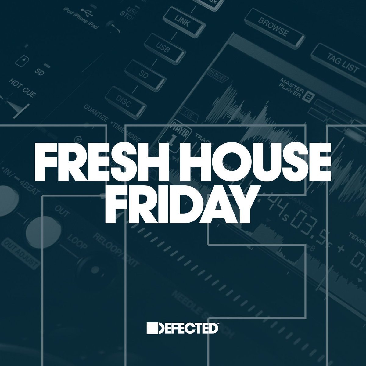 Defected Records on Twitter: