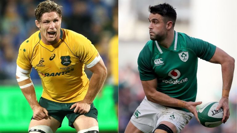 test Twitter Media - TEAM SELECTOR - Pick your combined Australia/Ireland XV ahead of Saturday's encounter at Suncorp Stadium in Brisbane, live on Sky Sports: https://t.co/sRbyUswvi8 https://t.co/1gjt3xbaQ2