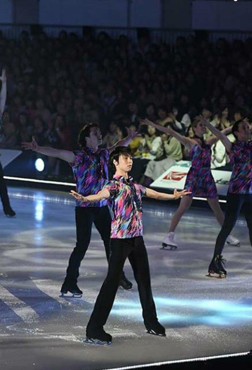 fantasy on ice 2018 in kobe Yuzuru Hanyu