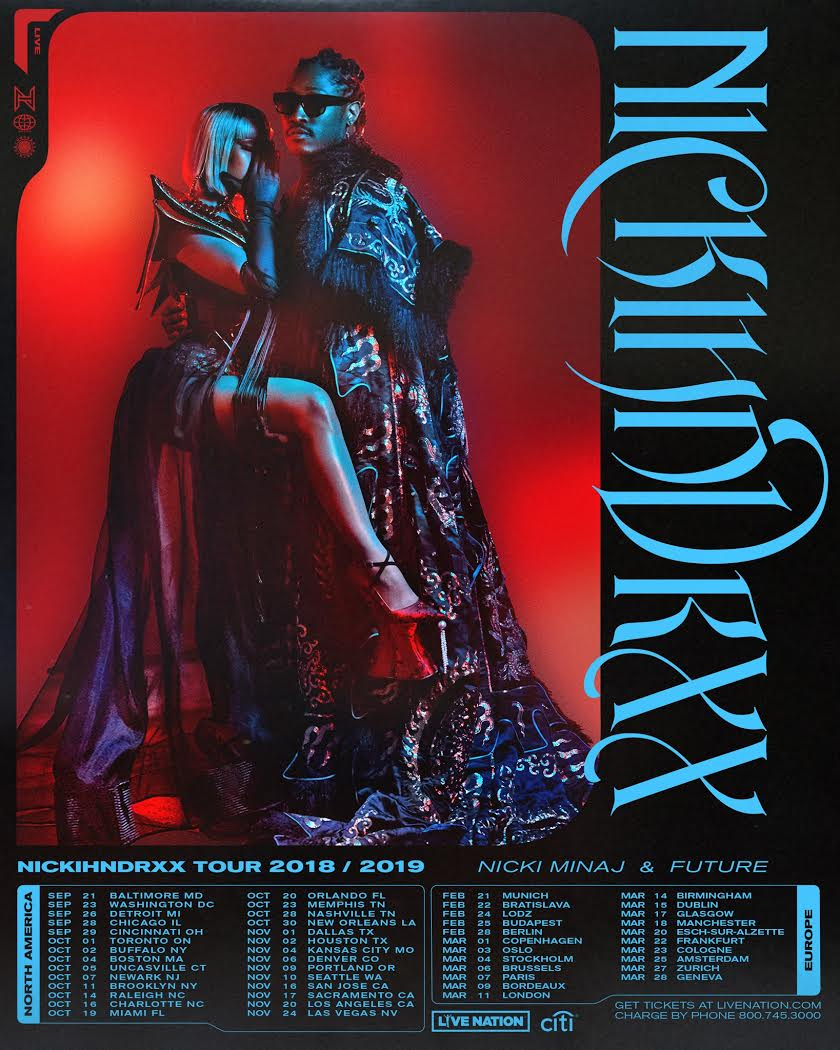 TIX on SALE NOW!!!!! #NickiHndrxxTour  https://t.co/MiJsGpqvFy https://t.co/fghbFWf9Fp