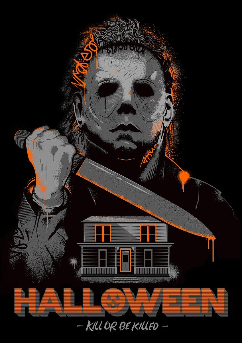 Halloween Poster Art.Posterspy Com On Twitter Halloween 2018 Poster Art