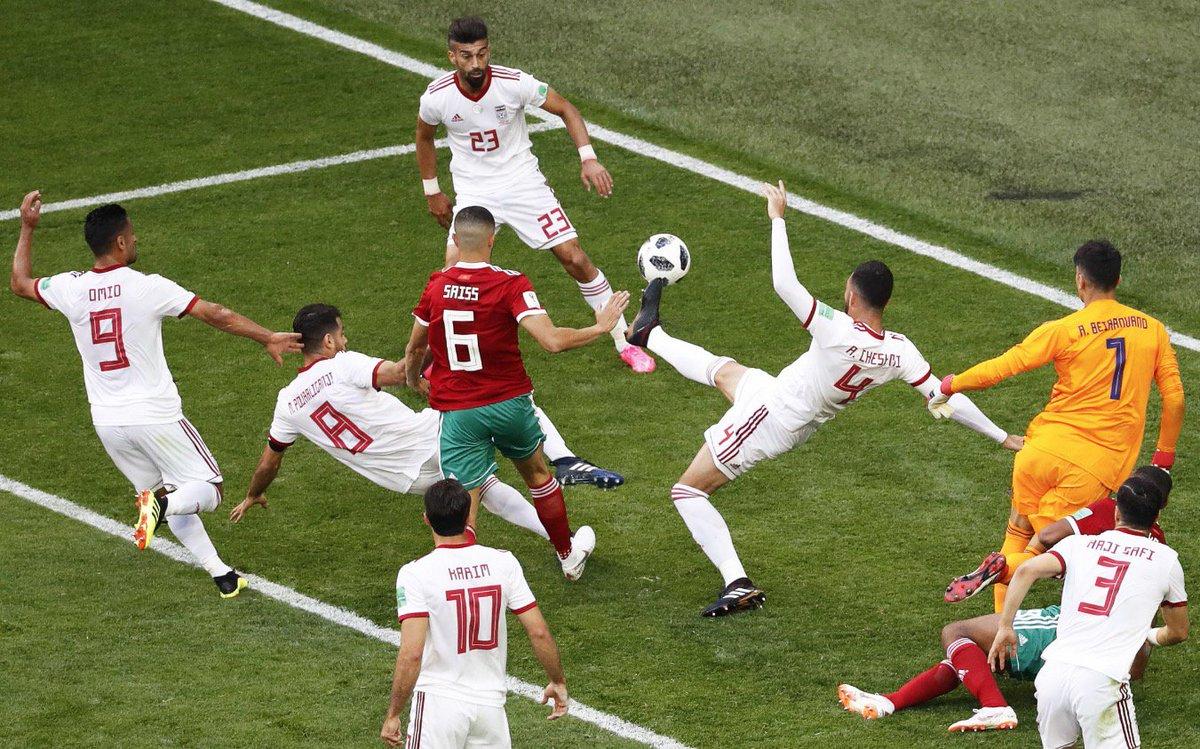 Марокко - Иран 0:1. Травмы, ошибки, вувузелы и первый автогол - изображение 2