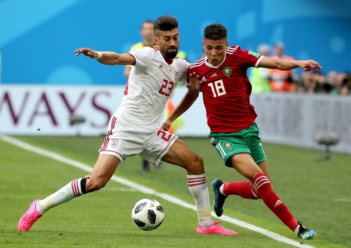 Марокко - Иран 0:1. Травмы, ошибки, вувузелы и первый автогол - изображение 4