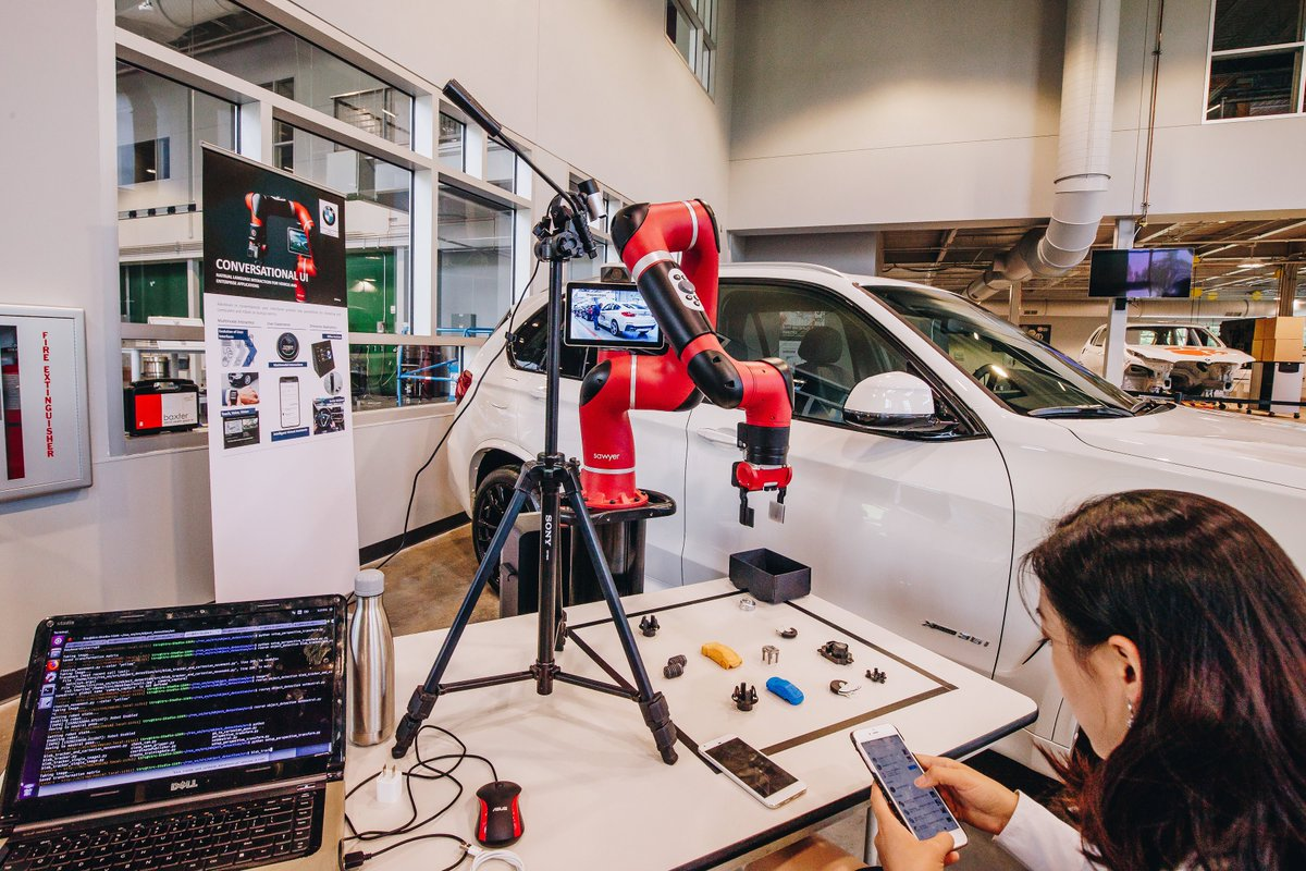 #Digitalization is the key element in our #transformation to a #mobility #tech company. We employ an international network of Tech Offices, collaborating with industry partners, #startups & universities to develop & apply new technologies within the #automotive industry. #next100 https://t.co/r81TYxh16d