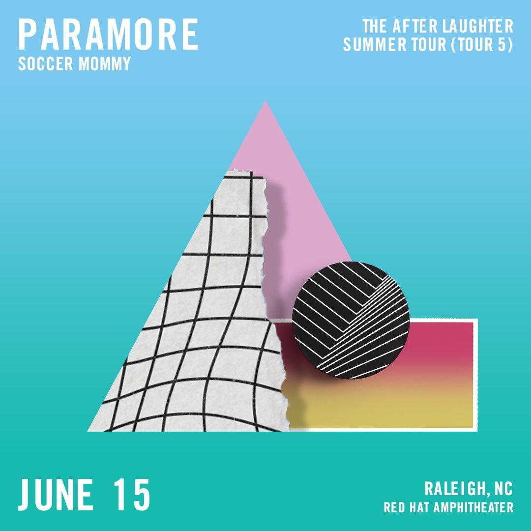 Show 3: Raleigh, NC at Red Hat Amphitheater #tour5 ��️: https://t.co/rLpvB2YZuR https://t.co/QmlUqTVlPm
