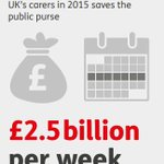 Image for the Tweet beginning: As another #CarersWeek comes to