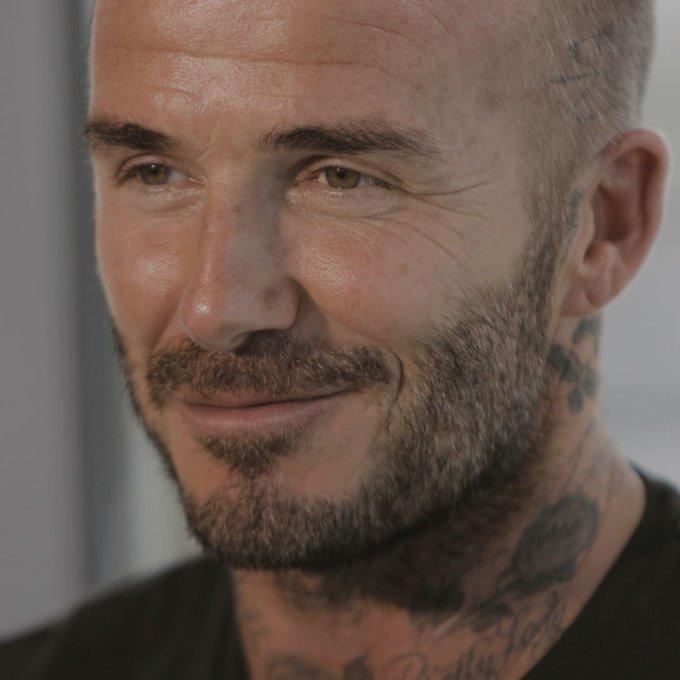 Beckham Foto