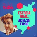 #EstreiaValeTudo30Anos Twitter Photo