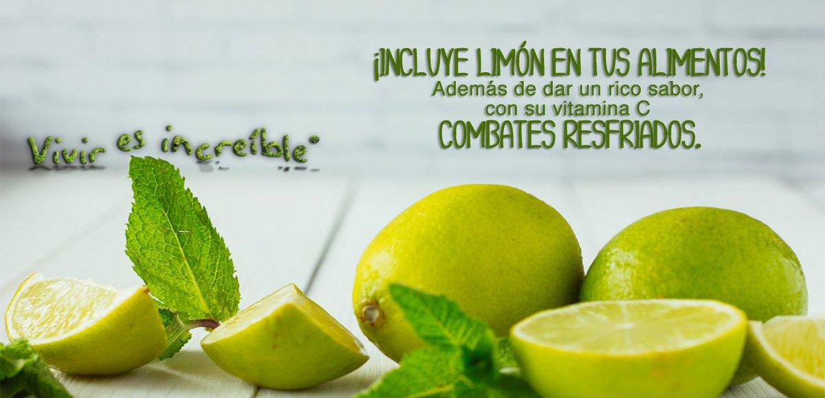 el limon es rico en vitamina c