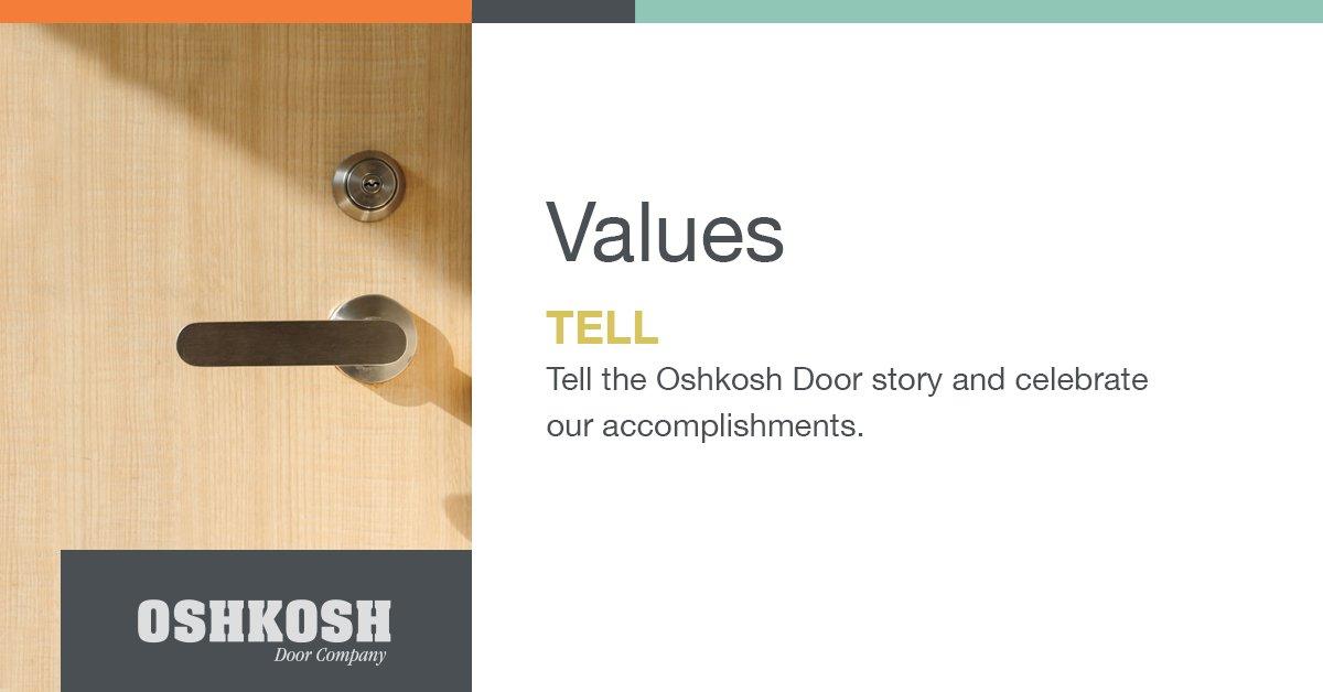 0 replies 0 retweets 0 likes  sc 1 st  Twitter & Oshkosh Door Company (@oshkoshdoor) | Twitter