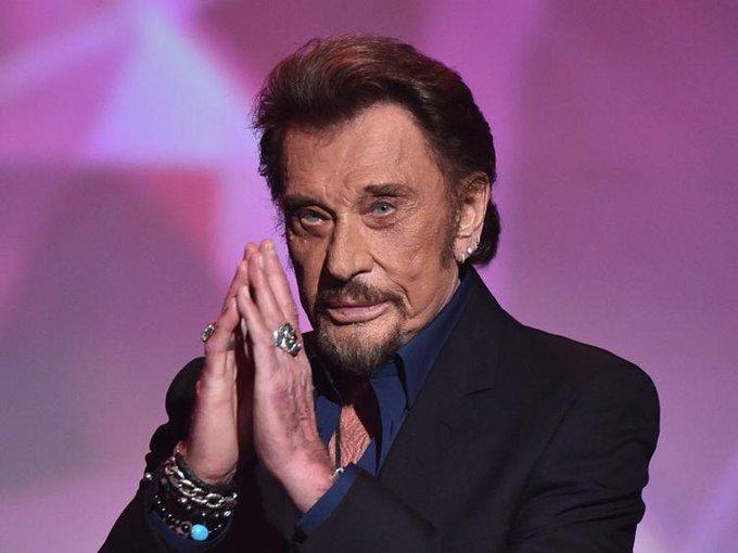 #JohnnyHallyday : les stars rendent hommage au Taulier pour ses 75 ans Photo