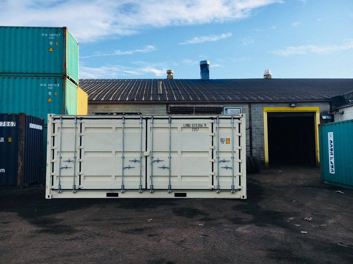 Integrated Equipment on Twitter Shipping Containers for Sale IES