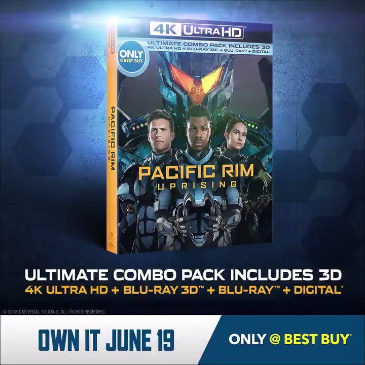Pacific Rim On Twitter Pacific Rim Uprising Is Landing At Best Buy