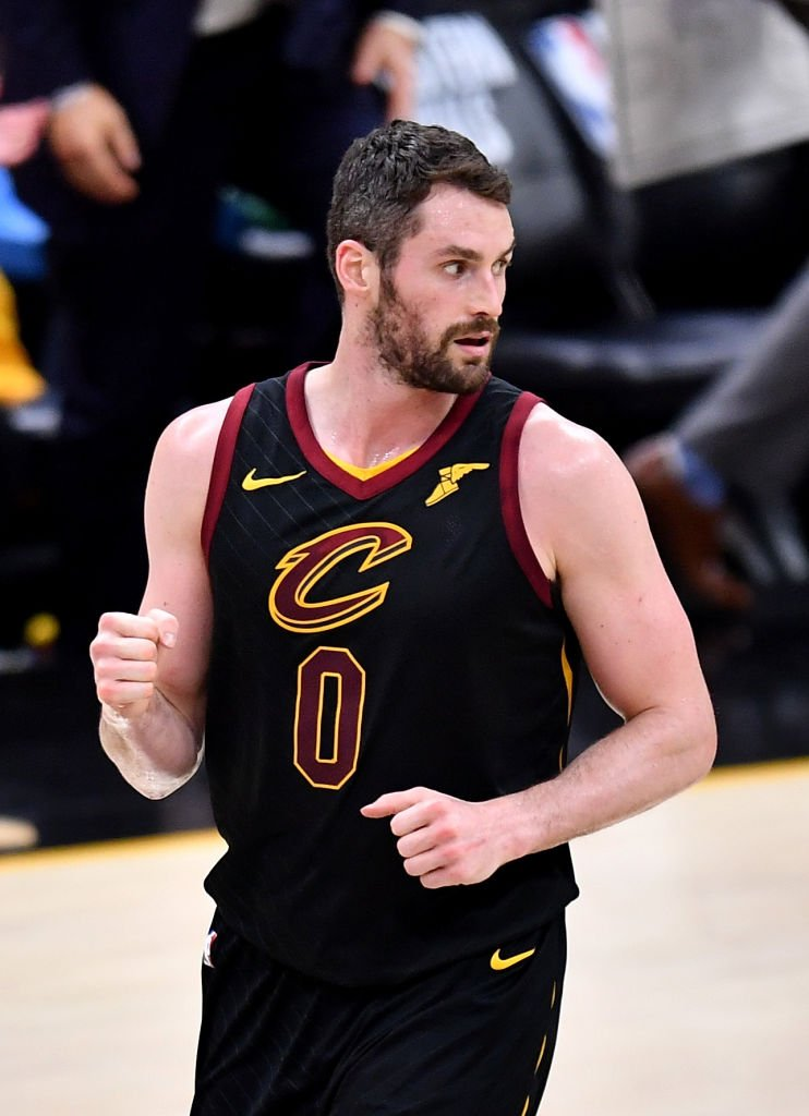 Kevin Love's 2018 #NBAPlayoffs Statistics: 31.5 MPG 14.9 PPG 10.2 RPG 36 3PM Total 8 Double-Doubles