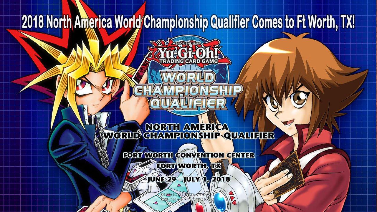 North America World Championship Qualifier (WCQ) 2018 in Ft. Worth, TX https://t.co/a9YOqC2doJ https://t.co/w6rMzZLmJ3