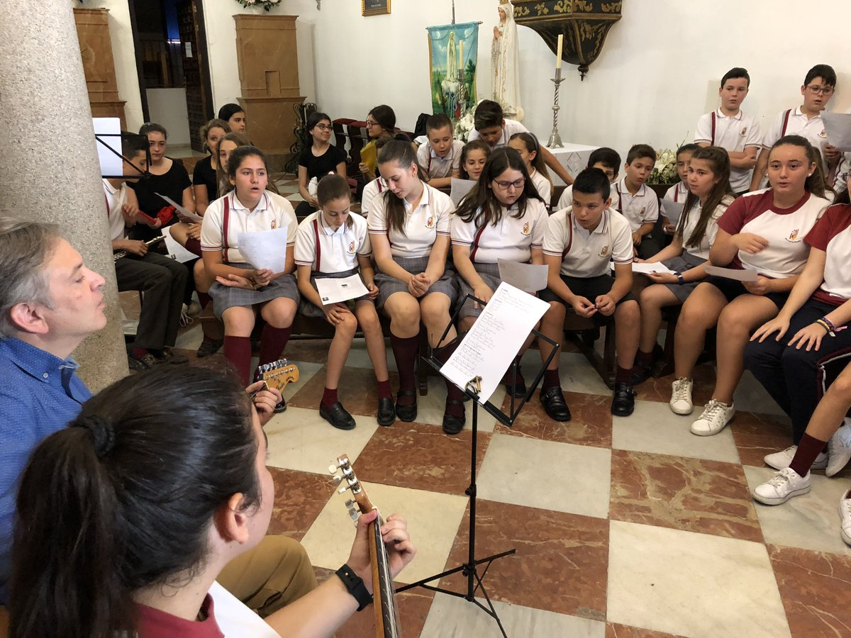 Mercedarias Córdoba Twitterren Más Fotos De La Eucaristía De Fin De Curso