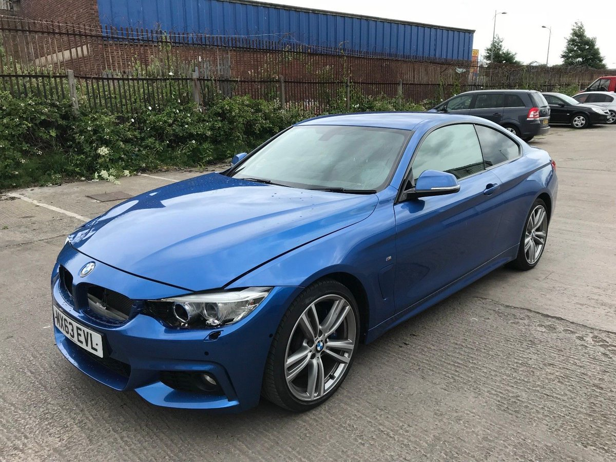 Uk Salvage Cars On Twitter Ebay 2013 Bmw 428i M Sport 2 0 Twin Turbo Auto Drive Away Very Light Damaged Salvage Https T Co Qwaptrqnlh