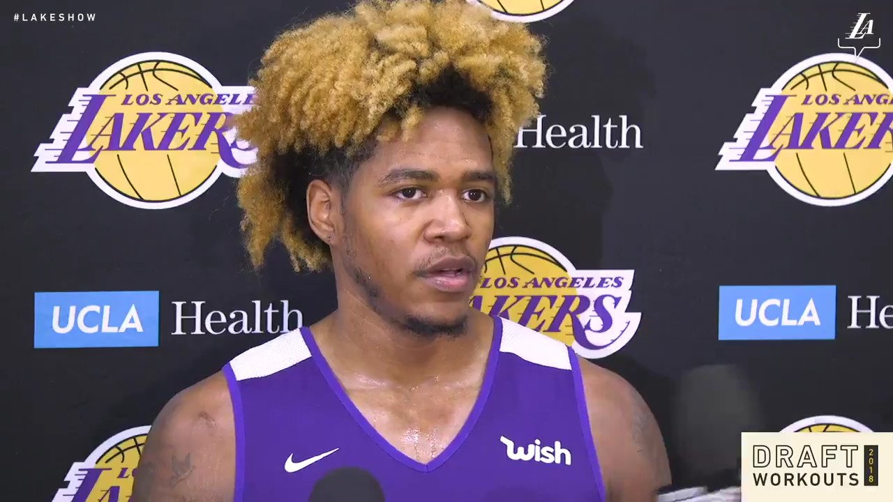 �� @VCU_Hoops forward Justin Tillman details his #LakeShow draft workout https://t.co/piQHY9owGt