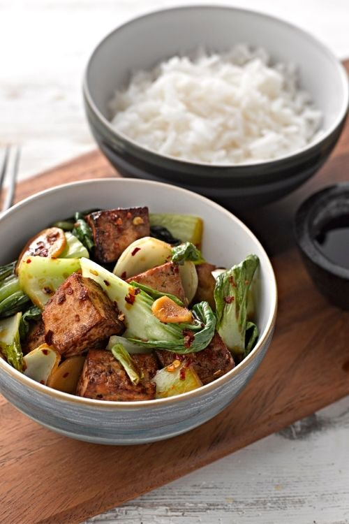 Marinated Ginger Tofu with Pak Choi https://t.co/34fdOWdzQw #veggie #vegan #recipe https://t.co/9hxxCj9Kr0