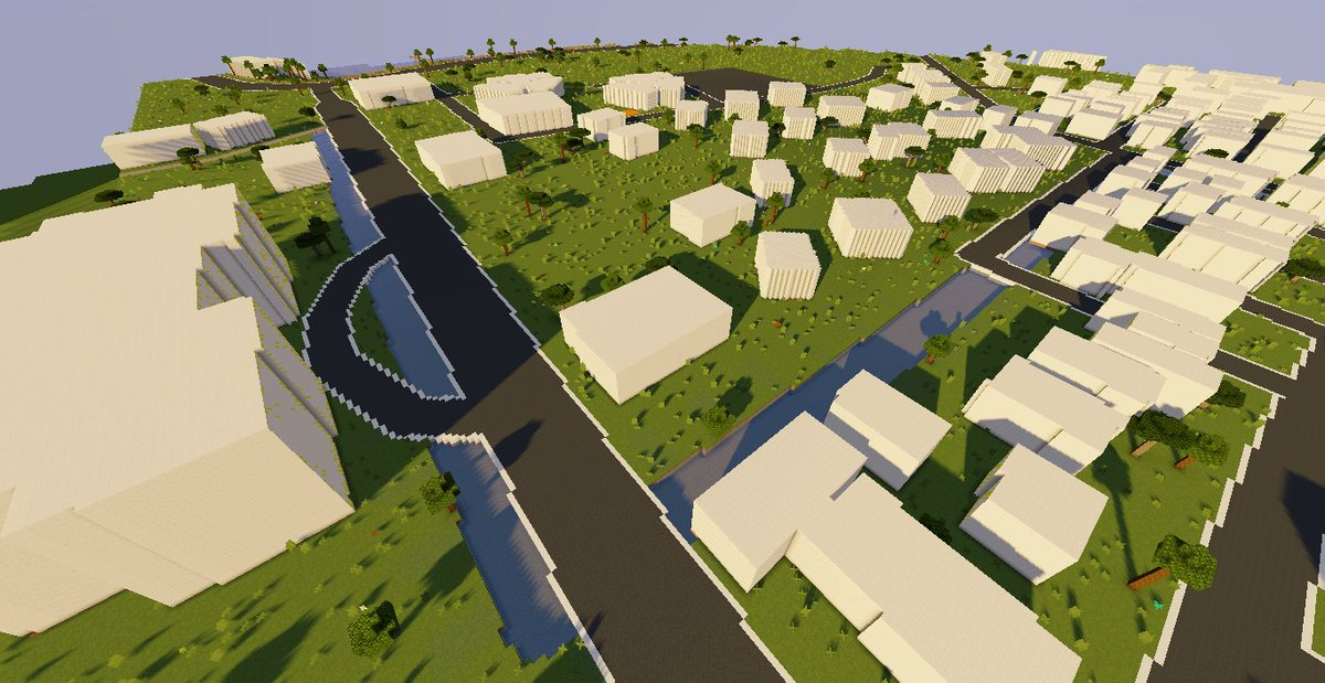 Geoboxers On Twitter Minecraft Maps Made On Demand From Real