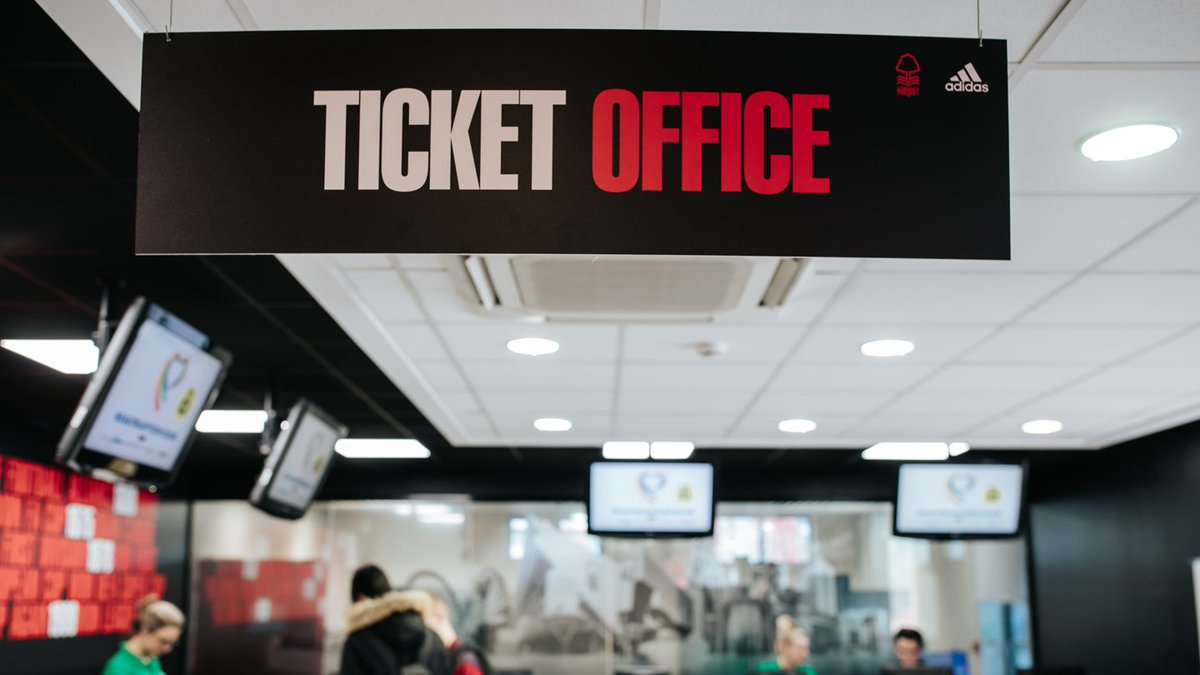 🔴 Join the Red Army! The #NFFC ticket office and megastore are open from 9am-5pm today as sales of 2018-19 season cards continue to rise. #ThatLovingFeeling