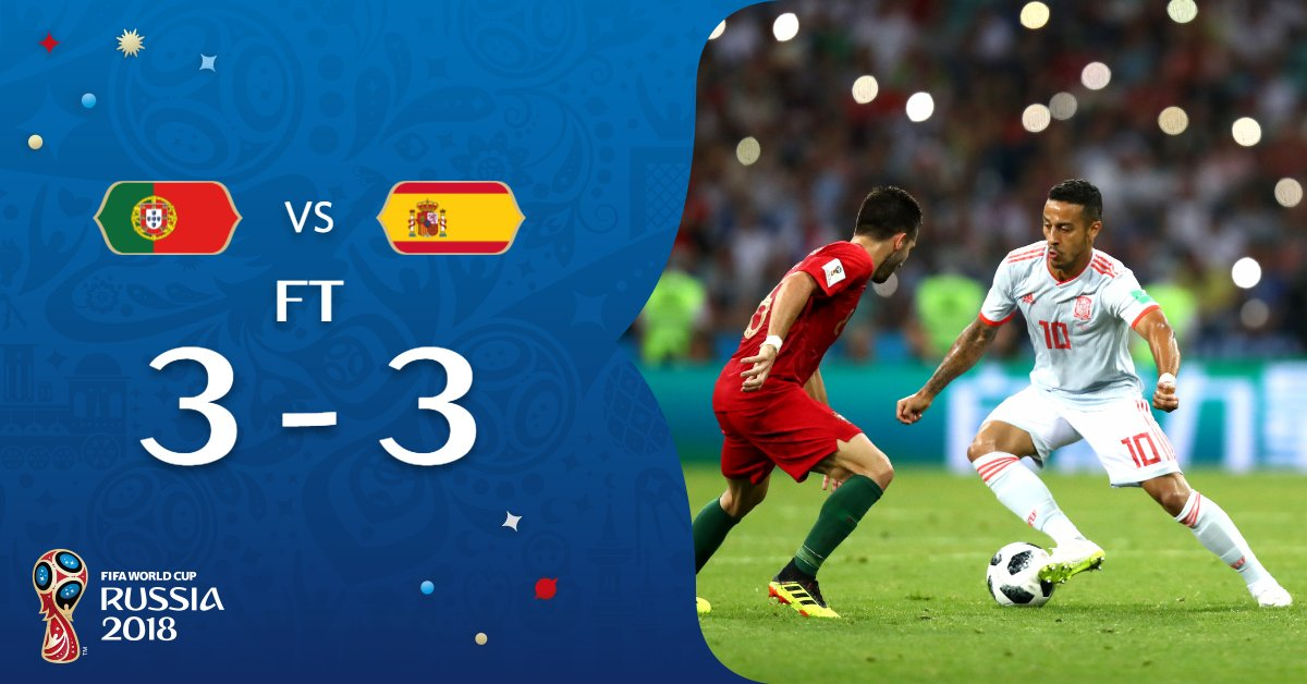 test Twitter Media - That was ridiculous.   Take a bow @selecaoportugal and @SeFutbol, what a game!   #PORESP https://t.co/G3HdXdlK93