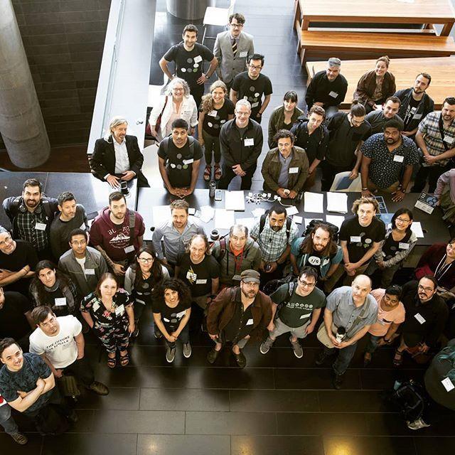 And the DrupalCamp Montreal has begun ! #mtl #montreal #concordiauniversity #tech #opensource #drupal #drupalcampmtl #drupalcon #web #techevent #evolvingweb #tink #savoirfairelinux #devshopsupport #symetris #adfab #coldfrontlabs