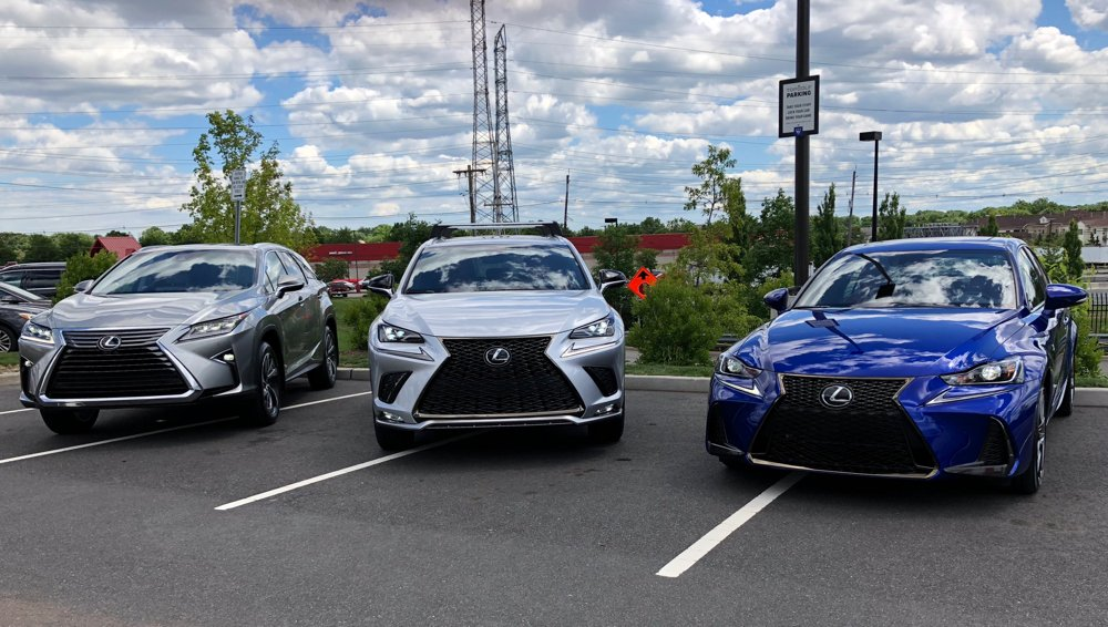 Lexus Of Edison On Twitter It S A Lexus Type Of Day The All New