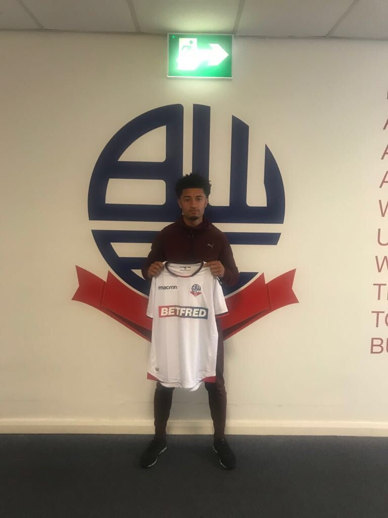 After 13 years at @Arsenal its time for me to move on. Thanks to all my friends, family and everyone at the club who has helped me get to where I am today. A new chapter starts and I'm buzzing to have signed for @OfficialBWFC and can't wait to get to work ! ⚽️