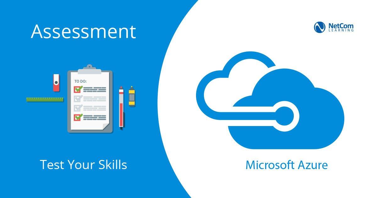 Netcom Learning On Twitter Take Microsoft Azure Fundamentals