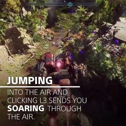 We took flight in @bioware's Anthem at E3 last week, and we're happy to report that it feels as good as it looks. https://t.co/ZDY3qYOsXT