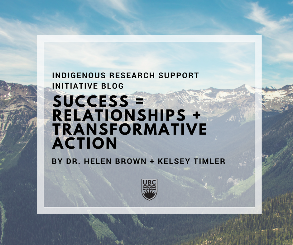 Hi everyone! We are thrilled to announce that we have just begun a blog series featuring researchers doing great work with Indigenous community. Check it out here:  http:// vpri-irsi.sites.olt.ubc.ca/2018/06/14/blo g-1/ &nbsp; …  #ubc #indigenousresearch #ubcirsi #researchexcellence <br>http://pic.twitter.com/1bXMSzVxRJ