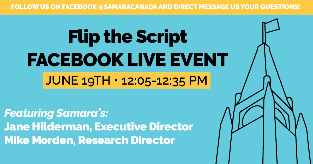 Flip: Have you read our latest report, Flip the Script yet? We'll be