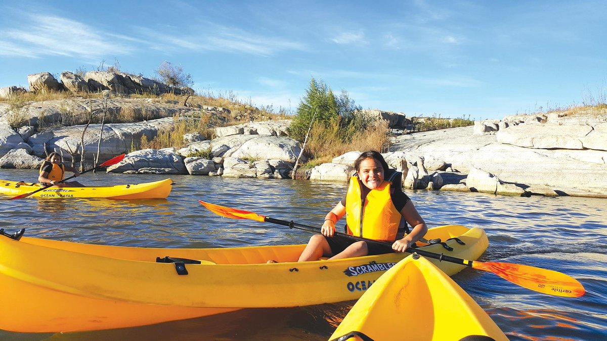 San Diego Parks On Twitter Kayak Around Lake Morena