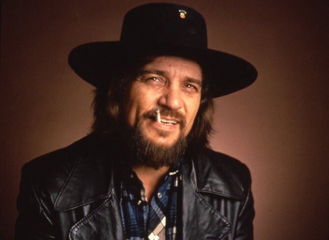 Happy birthday to the greatest outlaw there ever was Waylon Jennings. Born in Littlefield, TX