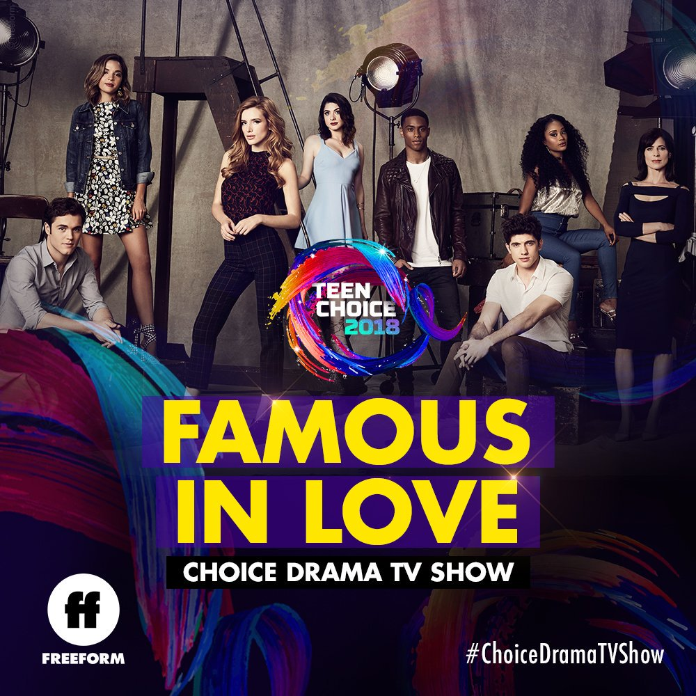 Famous In Love's photo on #TeenChoice