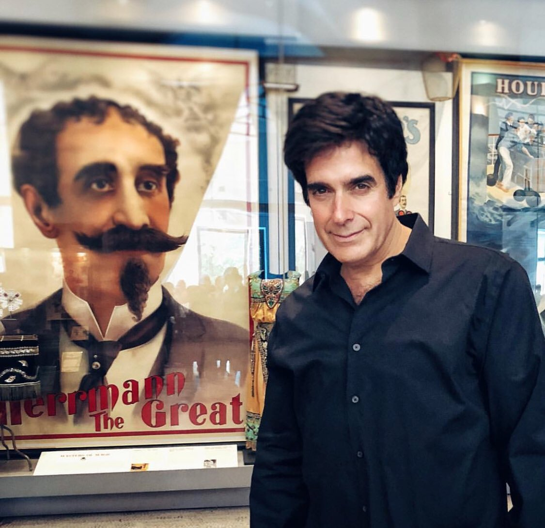 David Copperfield On Twitter Tune In My Instalive Facebook Live