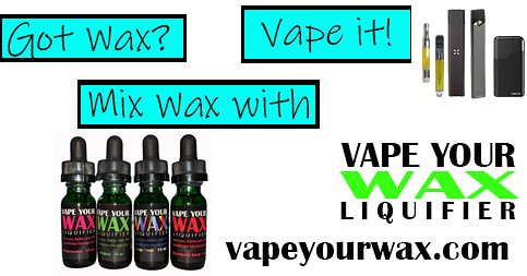Vape Your Wax (@vapeyourwax) | Twitter