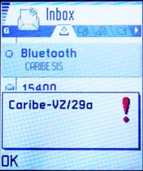 cabir virus