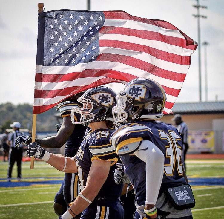 Blessed and grateful to receive an offer from Mississippi College!